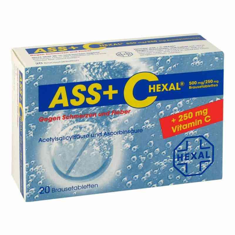 Ass + C Hexal g.Schmerz.+Fieb. Brausetabl. zamów na apo-discounter.pl