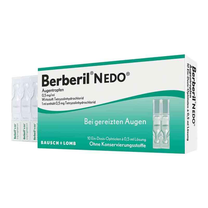 Berberil N Edo Krople do oczu zamów na apo-discounter.pl