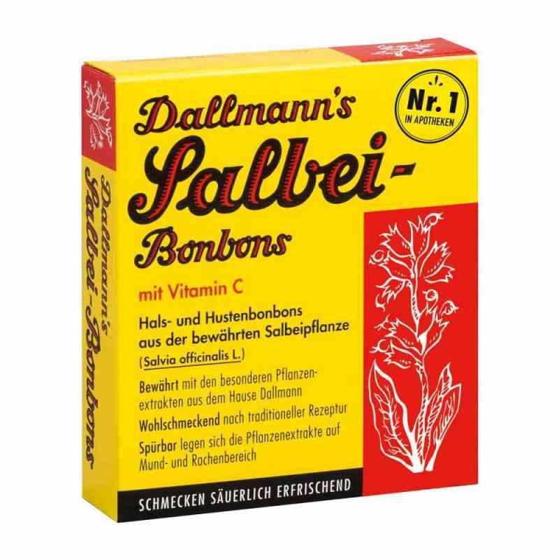 Dallmann's cukierki szałwiowe  zamów na apo-discounter.pl
