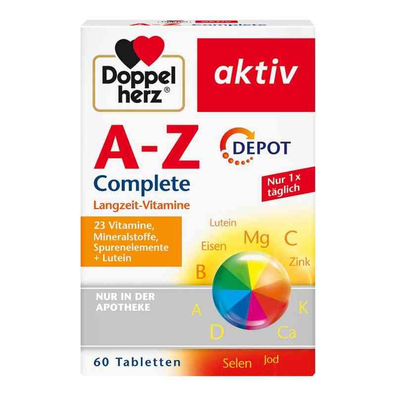 Doppelherz A-z Depot tabletki zamów na apo-discounter.pl