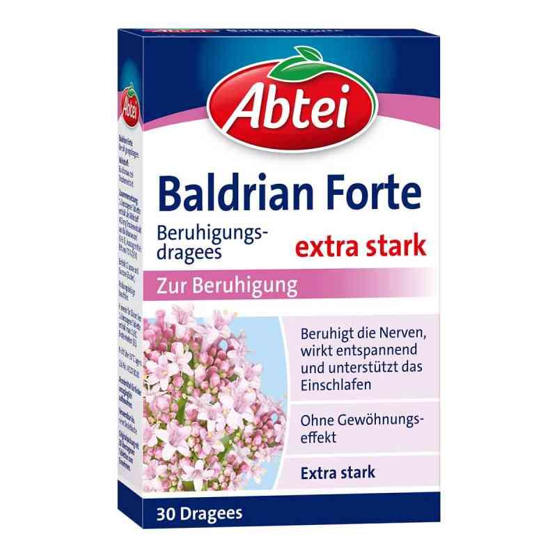 Abtei Baldrian forte tabletki powlekane  zamów na apo-discounter.pl