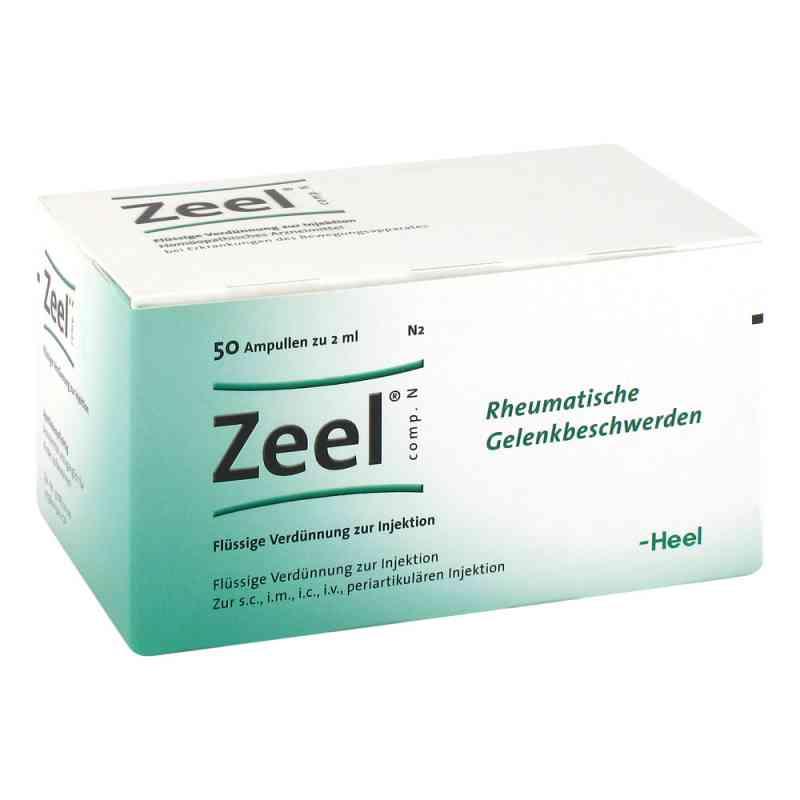 Zeel compositus N, ampułki zamów na apo-discounter.pl