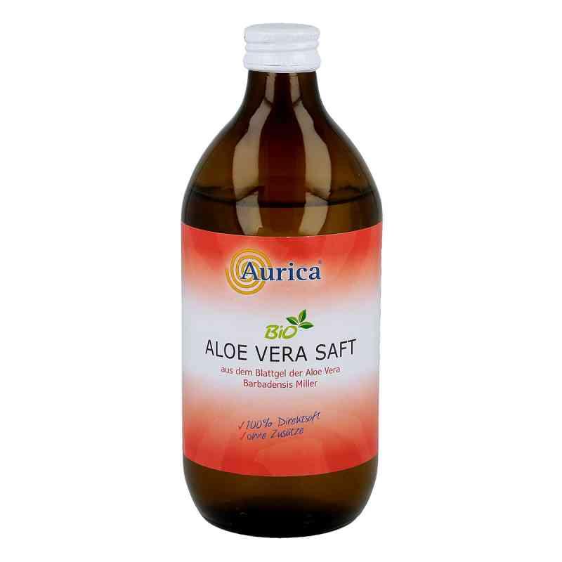 Aloe Vera Bio 100% syrop  zamów na apo-discounter.pl
