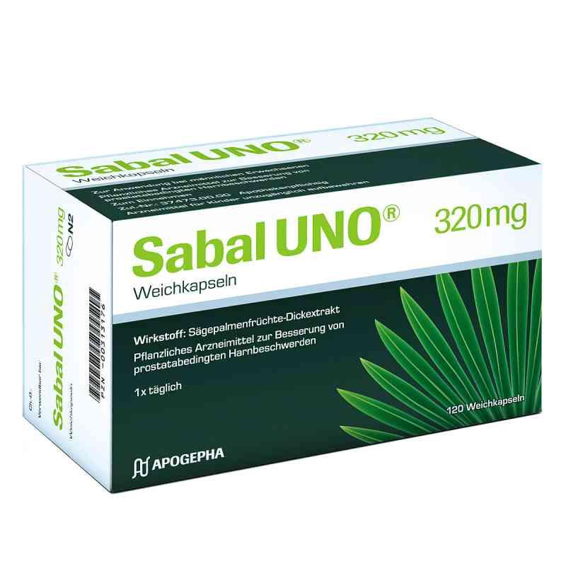 Sabaluno 320 mg Weichkapseln  zamów na apo-discounter.pl