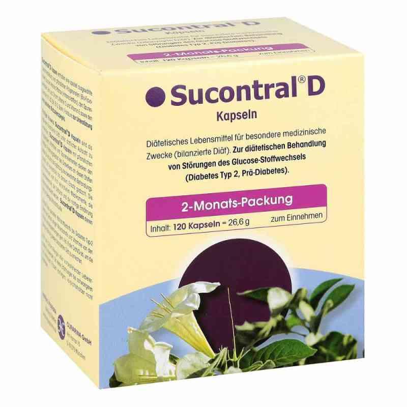 Sucontral D kapsułki dla diabetyków  zamów na apo-discounter.pl
