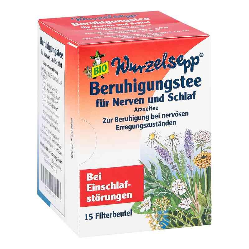 Wurzelsepp Beruhigungstee Bio Btl. zamów na apo-discounter.pl