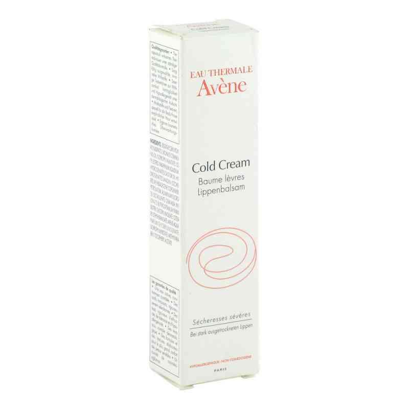 Avene Cold Cream balsam do ust zamów na apo-discounter.pl