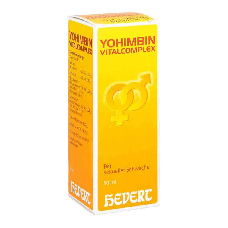 Yohimbin Vitalcomplex Hevert Tropfen zamów na apo-discounter.pl