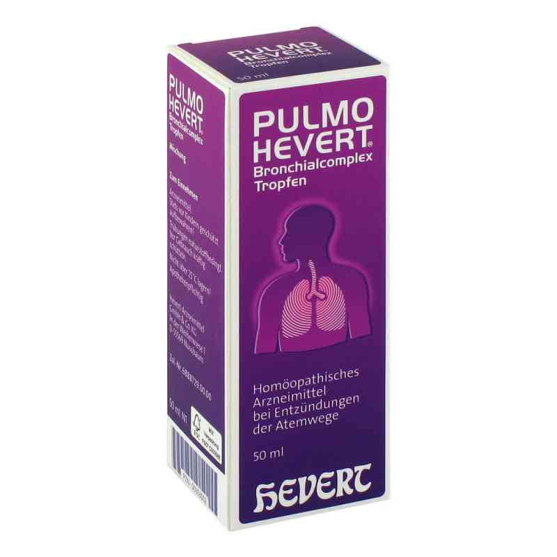 Pulmo Hevert Bronchialcomplex Tropfen  zamów na apo-discounter.pl