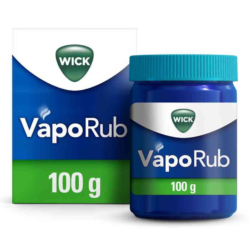 Wick Vapo Rub maść 100 g  zamów na apo-discounter.pl