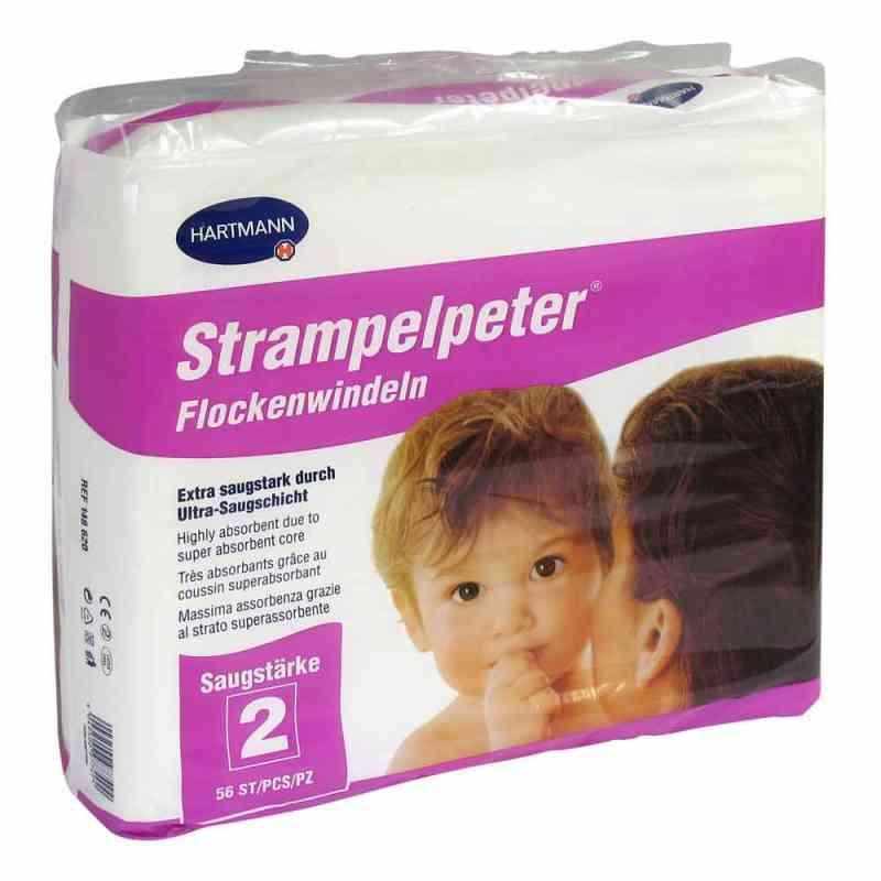 Strampelpeter pieluchy poziom chłonności 2  zamów na apo-discounter.pl