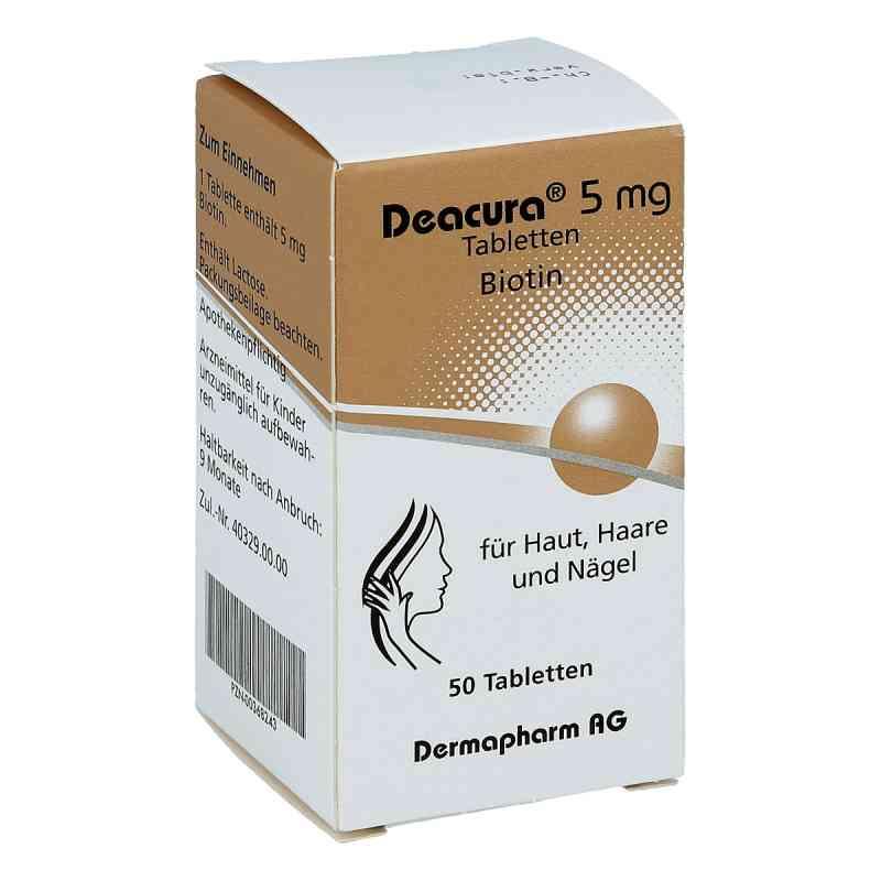 Deacura 5 mg Tabl. zamów na apo-discounter.pl