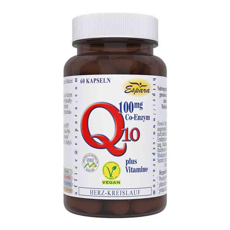 Q 10 100 mg Kapseln zamów na apo-discounter.pl