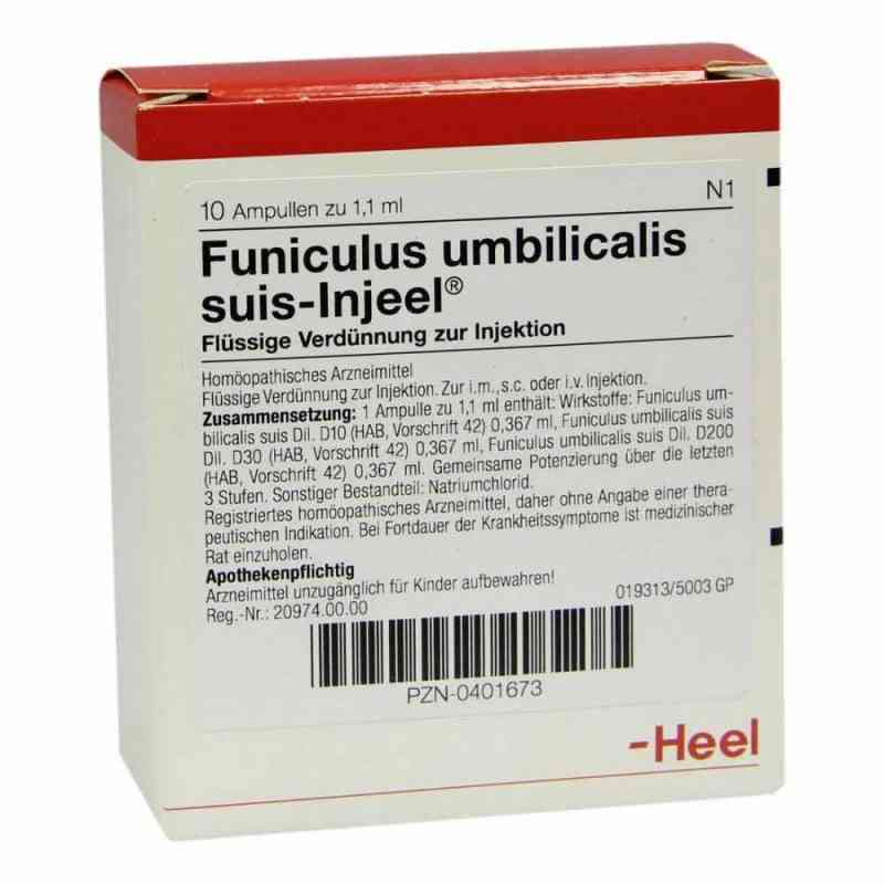 Funiculus Umbilical. Suis Injeele 1,1 ml  zamów na apo-discounter.pl