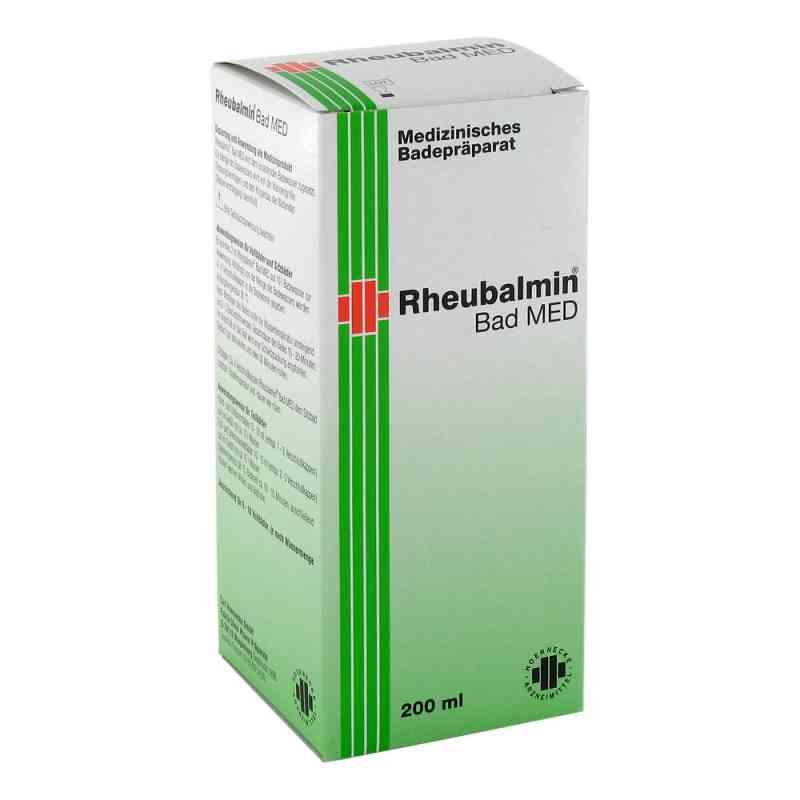 Rheubalmin Bad med.  zamów na apo-discounter.pl