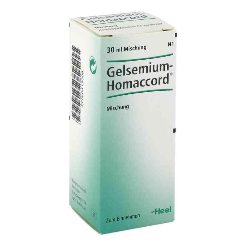 Heel Gelsemium Homaccord krople  zamów na apo-discounter.pl