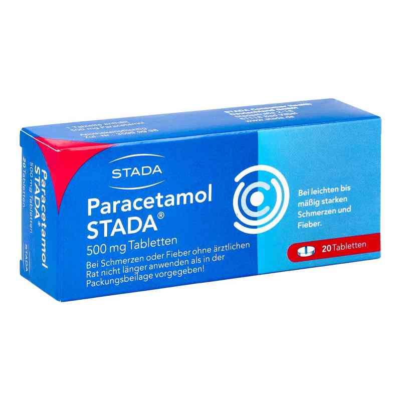 Paracetamol Stada 500 mg tabletki  zamów na apo-discounter.pl