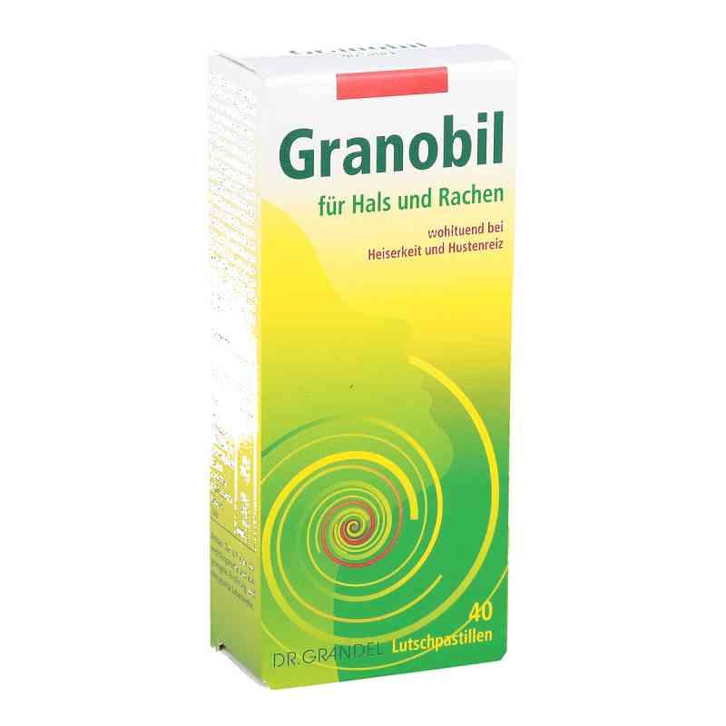 Granobil Grandel Pastillen zamów na apo-discounter.pl