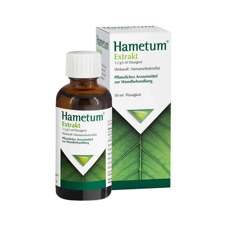 Hametum Extrakt zamów na apo-discounter.pl