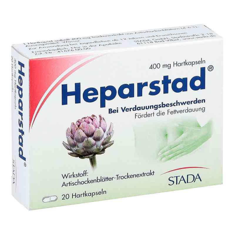 Heparstad Artischocken Kapseln zamów na apo-discounter.pl