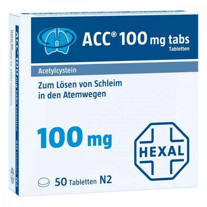 Acc 100 tabs Tabl.  zamów na apo-discounter.pl
