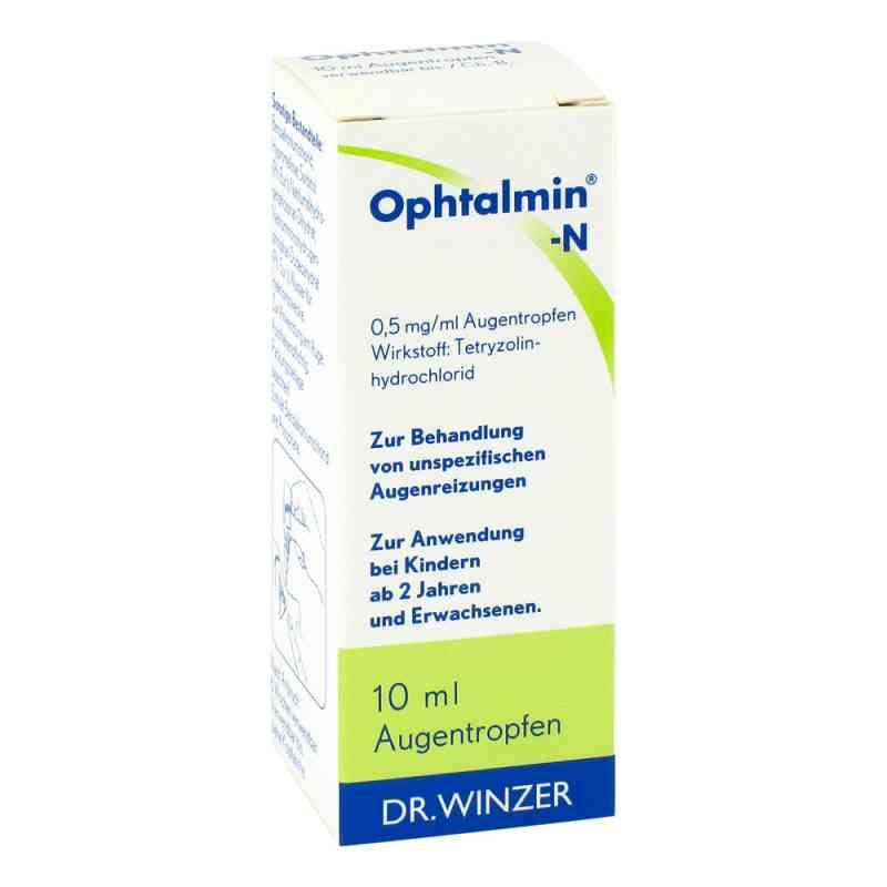 Ophtalmin N Augentropfen  zamów na apo-discounter.pl