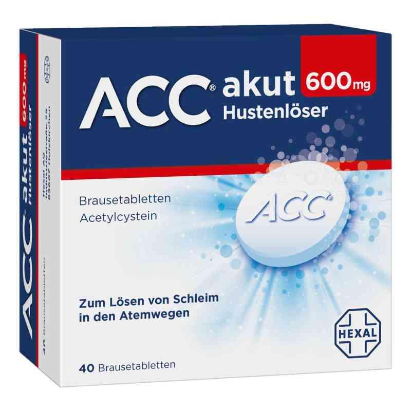 Acc akut Tabletki musujące na kaszel 600 mg  zamów na apo-discounter.pl