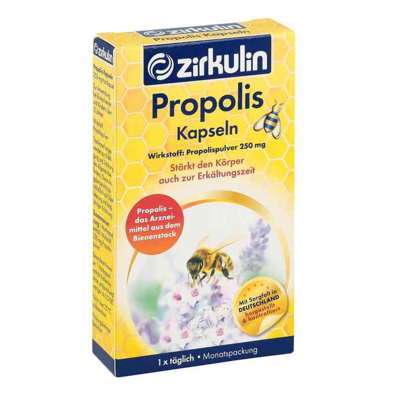 Zirkulin Propolis Kapseln  zamów na apo-discounter.pl
