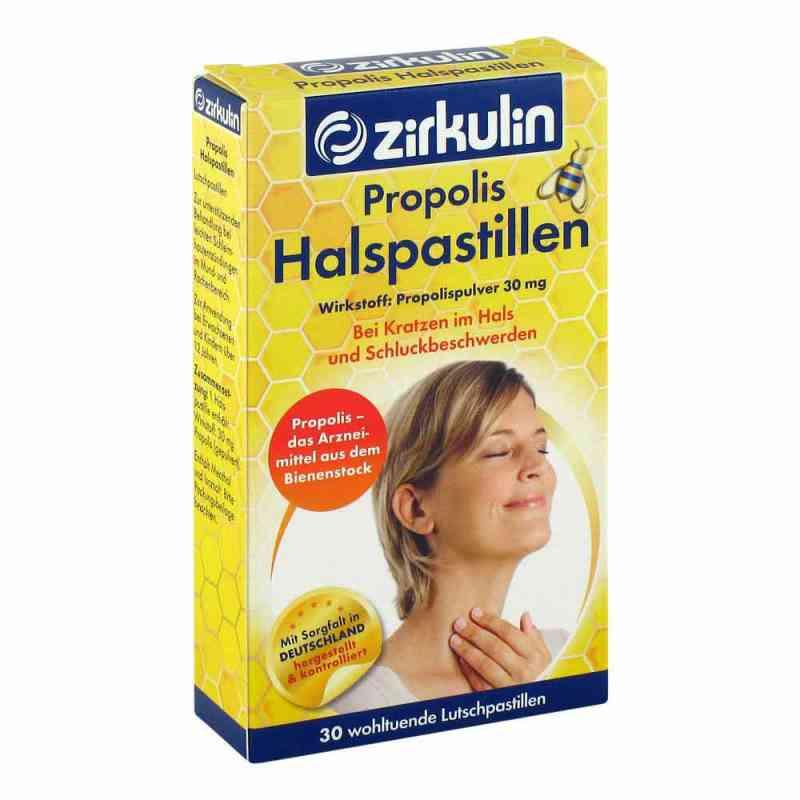 Zirkulin Propolis Halspastillen  zamów na apo-discounter.pl