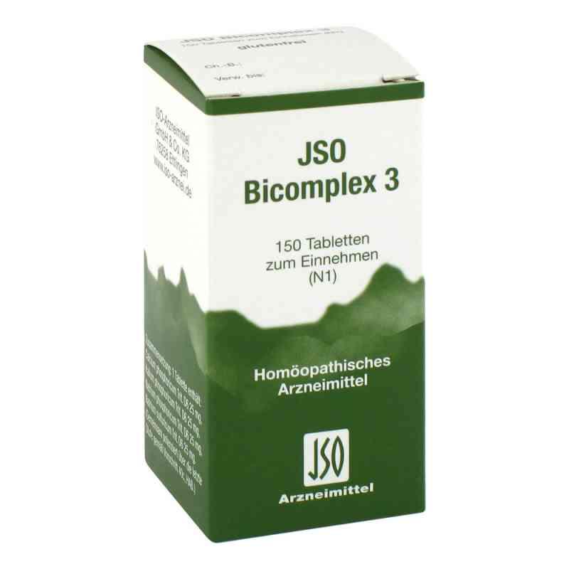 Jso Bicomplex Heilmittel Nr. 3  zamów na apo-discounter.pl