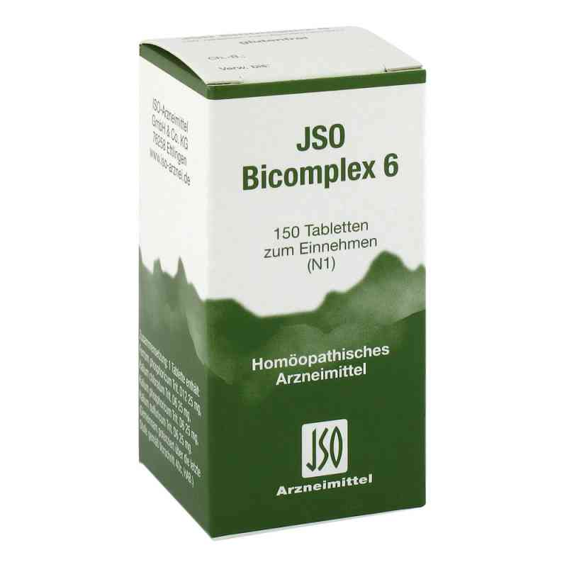 Jso Bicomplex Heilmittel Nr. 6 zamów na apo-discounter.pl