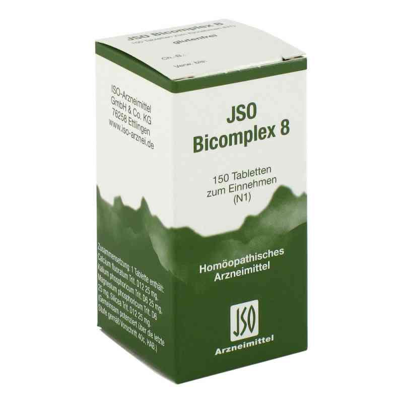 Jso Bicomplex Heilmittel Nr. 8  zamów na apo-discounter.pl