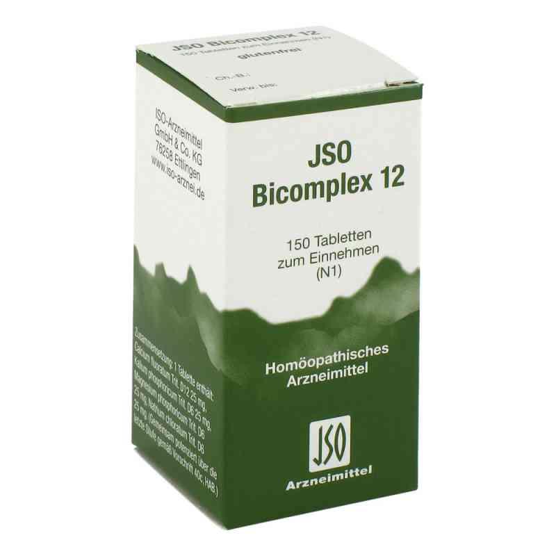 Jso Bicomplex Heilmittel Nr. 12  zamów na apo-discounter.pl