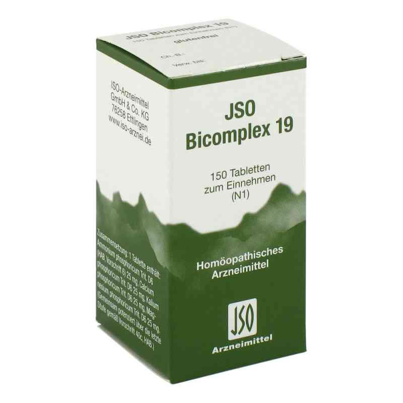 Jso Bicomplex Heilmittel Nr. 19  zamów na apo-discounter.pl
