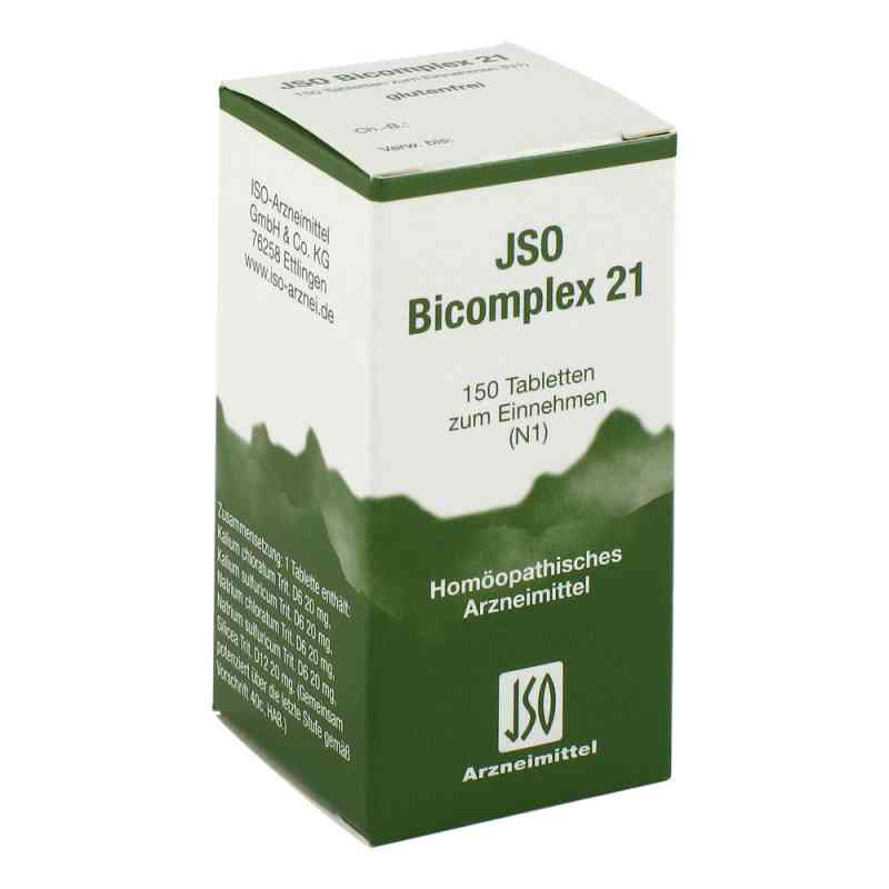 Jso Bicomplex Heilmittel Nr. 21 zamów na apo-discounter.pl