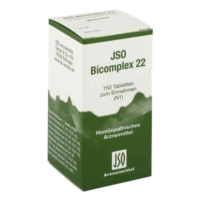 Jso Bicomplex Heilmittel Nr. 22  zamów na apo-discounter.pl