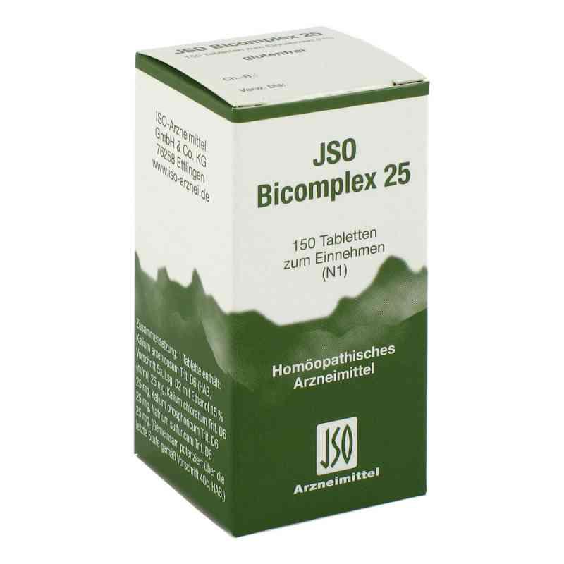 Jso Bicomplex Heilmittel Nr. 25 zamów na apo-discounter.pl