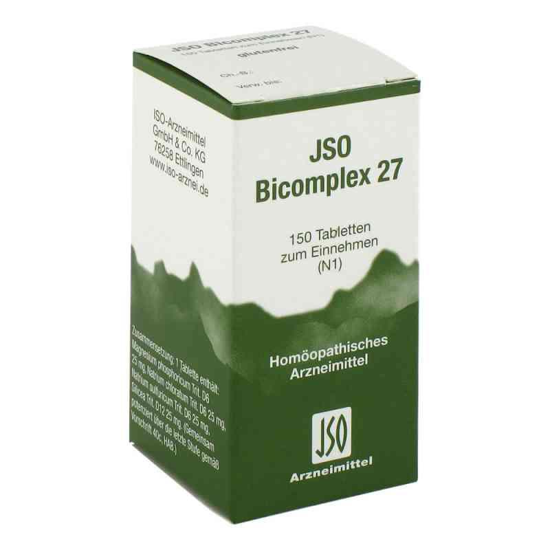 Jso Bicomplex Heilmittel Nr. 27  zamów na apo-discounter.pl