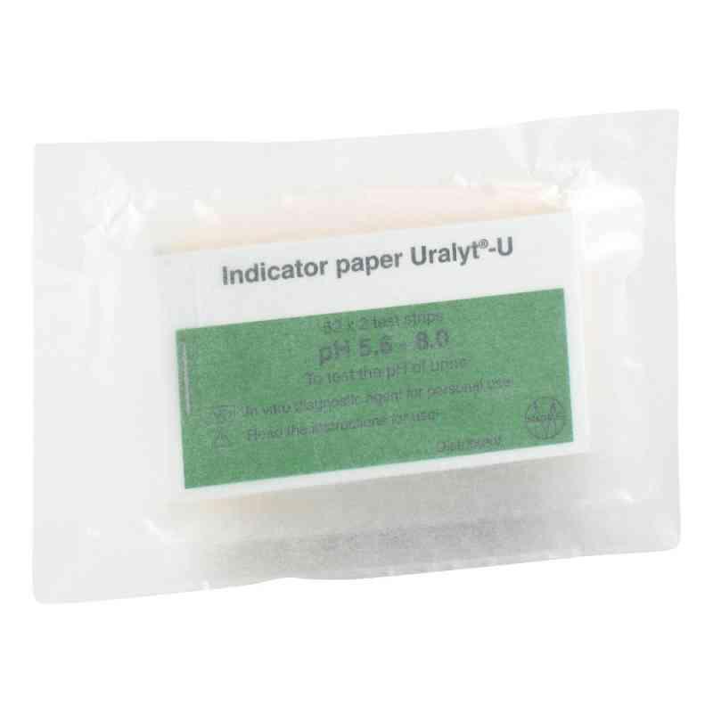 Uralyt U papierki do oznaczania pH moczu  zamów na apo-discounter.pl