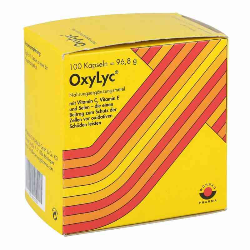 Oxylyc Kapsułki  zamów na apo-discounter.pl