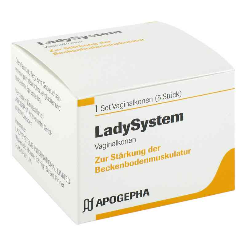 Ladysystem Vaginalkonen Set  zamów na apo-discounter.pl