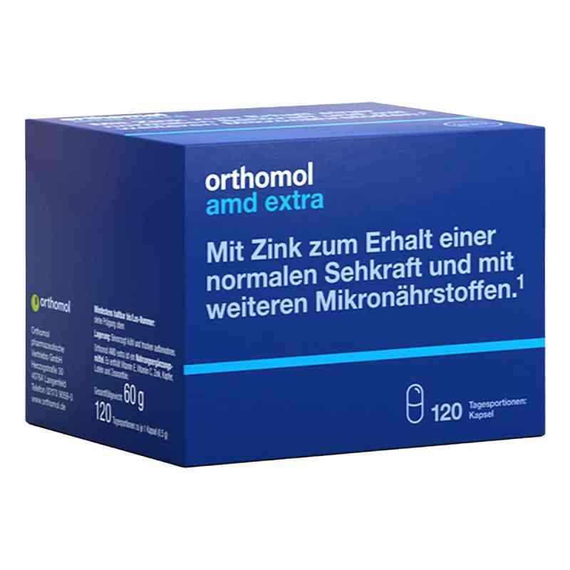 Orthomol Amd extra kapsułki  zamów na apo-discounter.pl