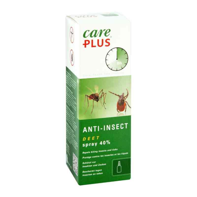 Care Plus Deet Anti Insect Spray 40% aerozol przeciwko owadom zamów na apo-discounter.pl