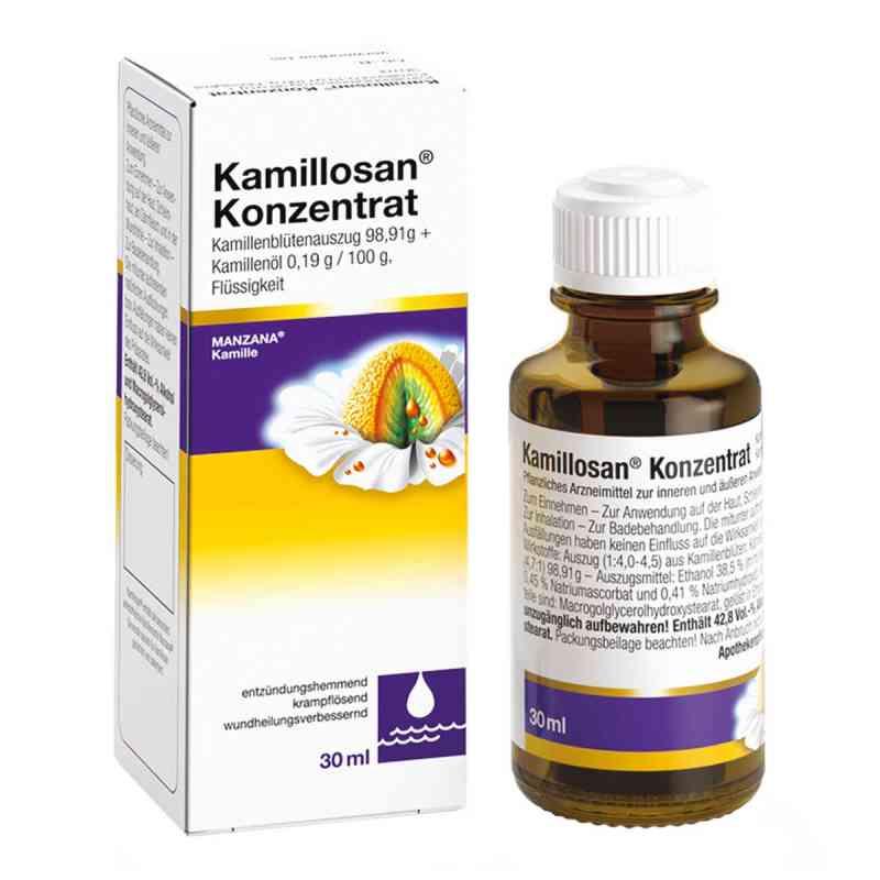 Kamillosan Konzentrat zamów na apo-discounter.pl