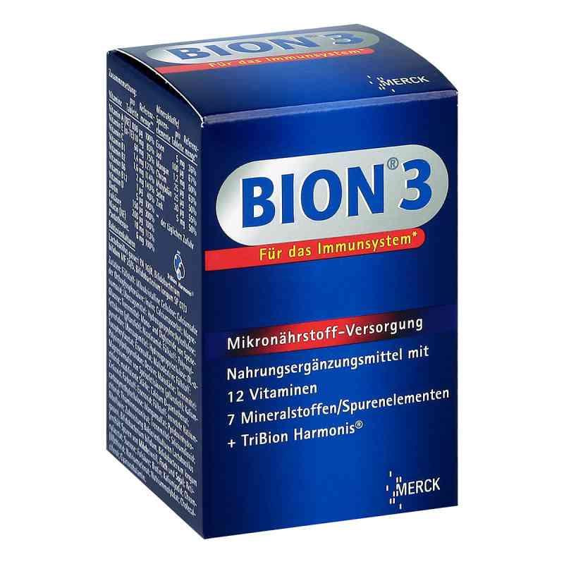 Bion 3 Multivitamin tabletki witaminowe zamów na apo-discounter.pl