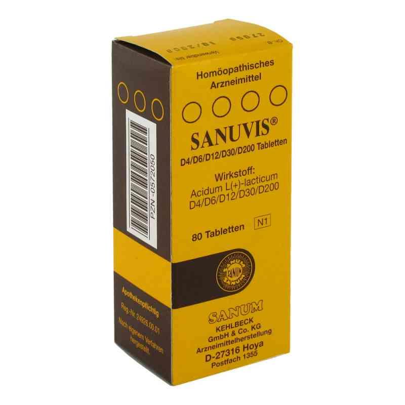 Sanuvis Tabletten  zamów na apo-discounter.pl