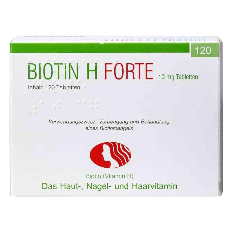 Biotin H forte Tabl.  zamów na apo-discounter.pl