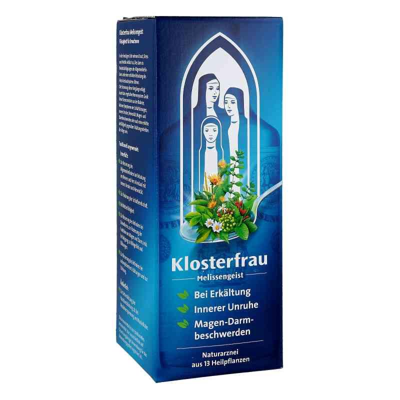 Klosterfrau Melissengeist spirytusowy wyciąg z melisy  zamów na apo-discounter.pl