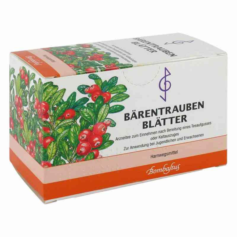 Baerentraubenblaetter Filterbtl. zamów na apo-discounter.pl