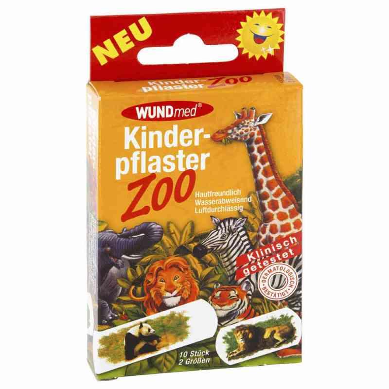 Zoo plaster dla dzieci w dwóch wielkościach  zamów na apo-discounter.pl